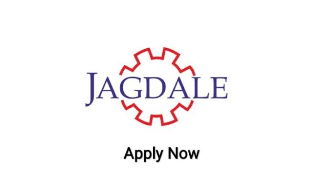 Jagdale Industries Pvt. Ltd. Hiring BE BTech Diploma  Electrical Engineer