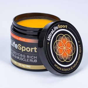Premium Embrocation & Muscle Rub (Hot)