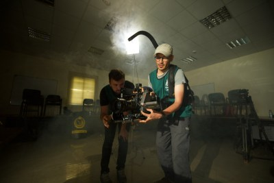 film production in Qatar