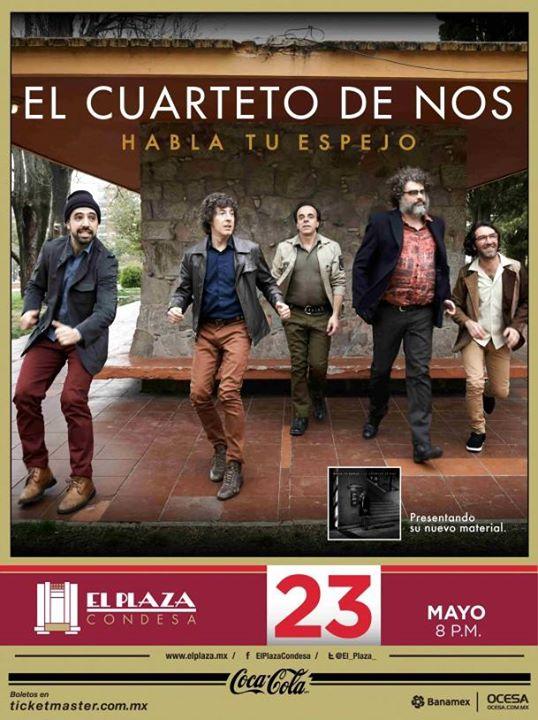 cuarteto plaza