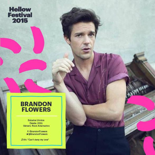 He brandonflowers