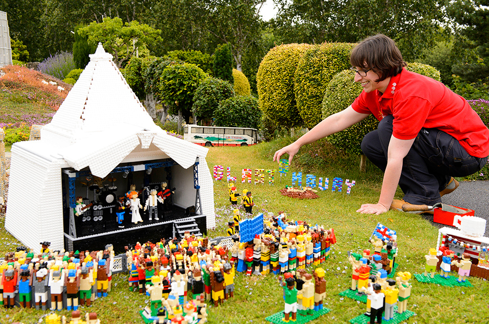 Lego Glasto 7