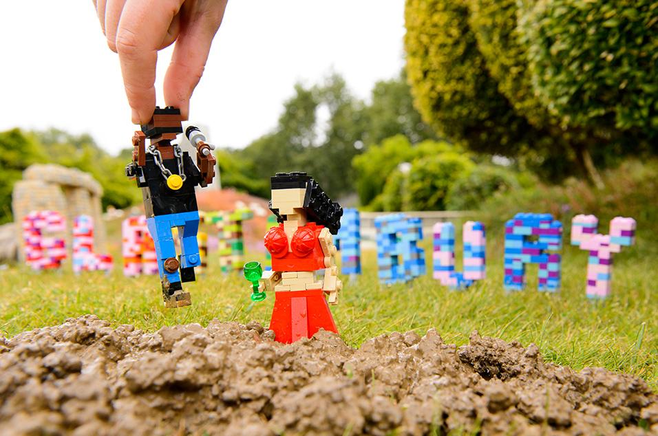 Lego Glasto 8