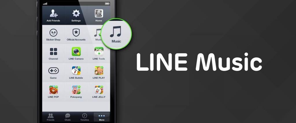 line music c