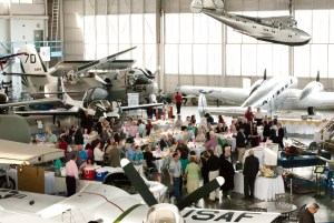 MAPS Air Museum event