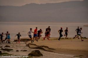 High School Long Distance Running Camp, Beautiful Runs, Great Training, Character Development