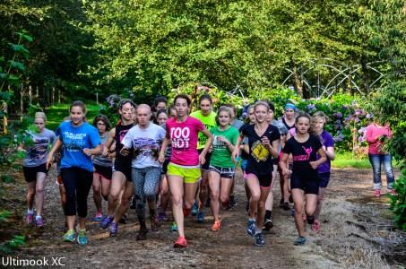 2015 Ultimook Running Camp schedule