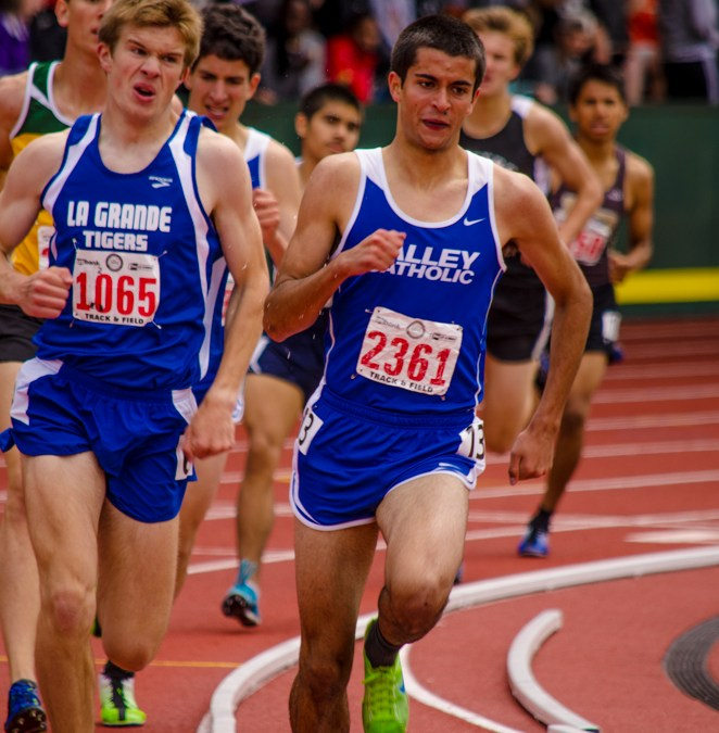 2015 State Track & Field Photos Day 2, Long Distance Running