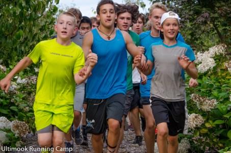 Ultimook Running Camp Day 1 Photos