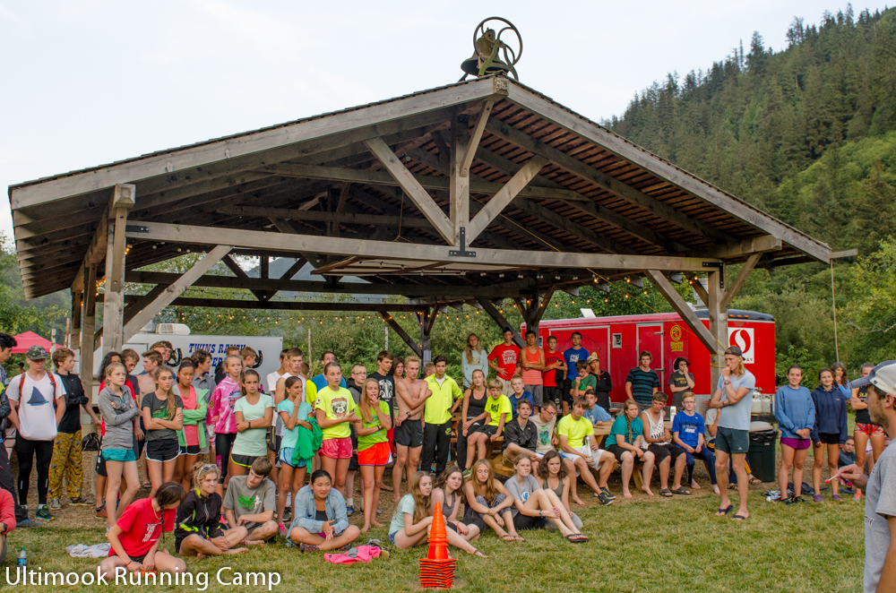 running camp high school