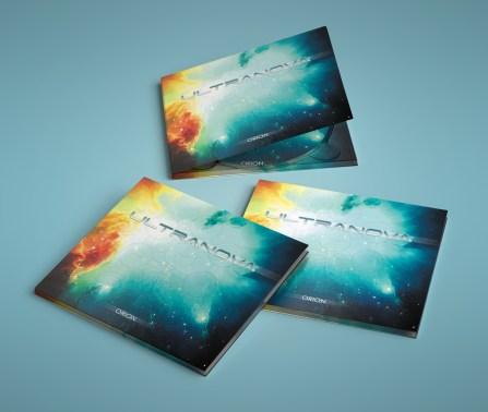 Ultranova - Orion (2017) [Musea - Rock Symphony] project 1