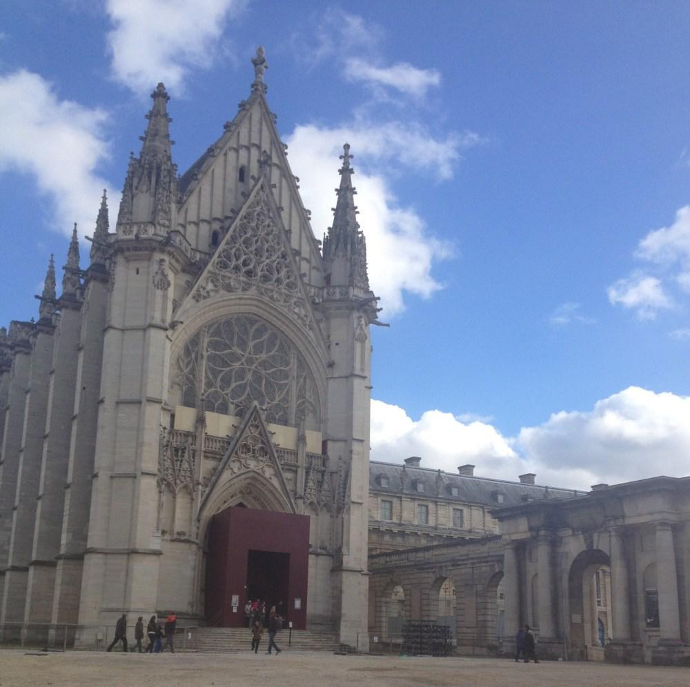 Capela do Castelo de Vincennes