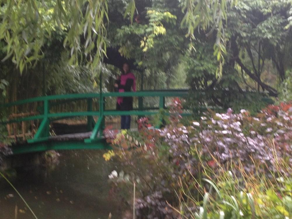 Giverny e o jardim de Monet