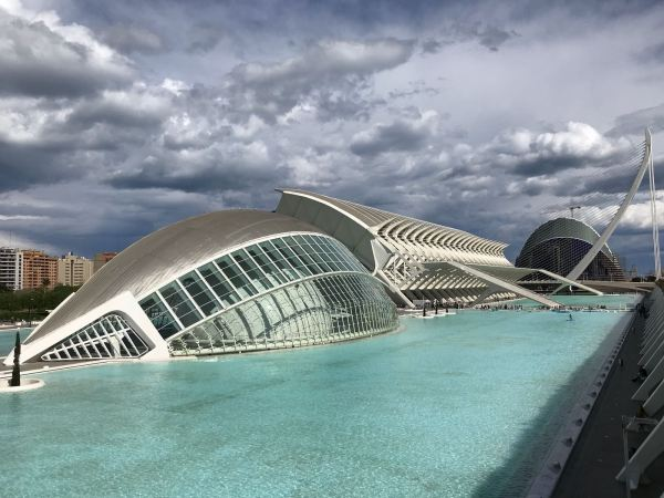 Cidade das Ciências e das Artes: ponto alto de Valencia