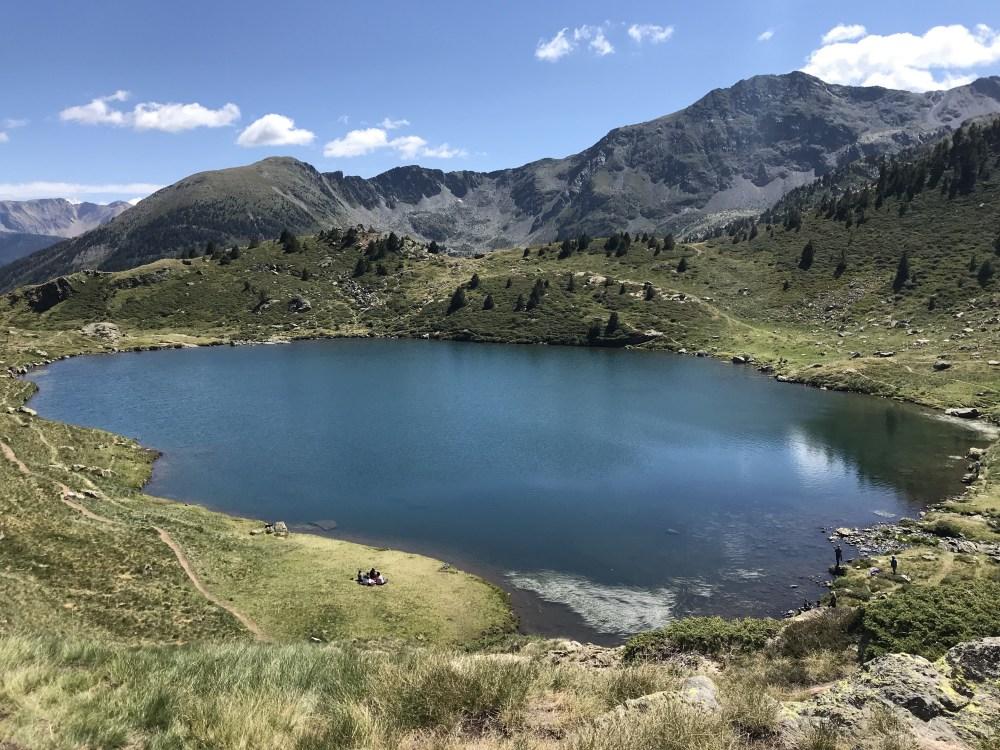 Diga-me se não é obrigatório ir à Tristaina numa visita à Andorra!