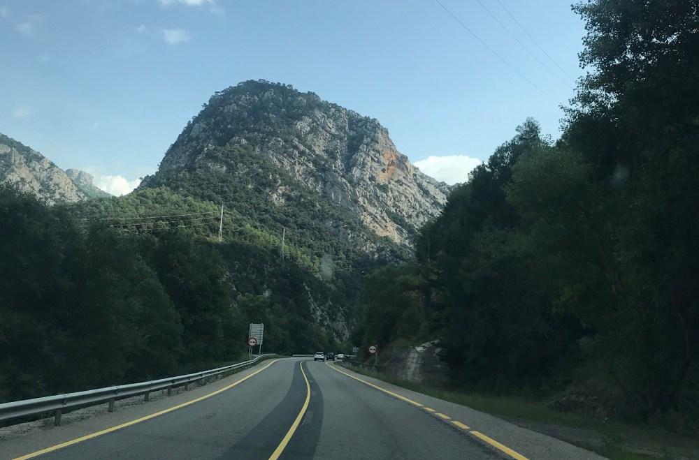Ai ai... o trajeto até Andorra...