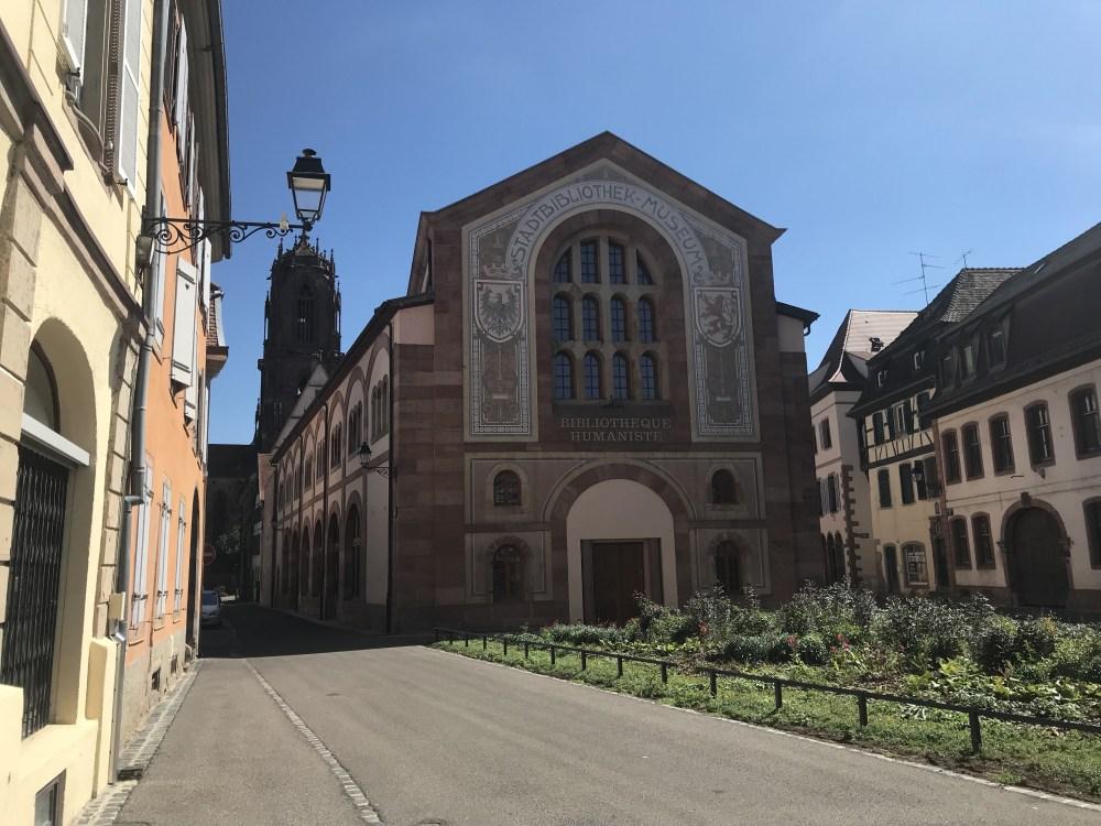 A renovada Biblioteca Humanista