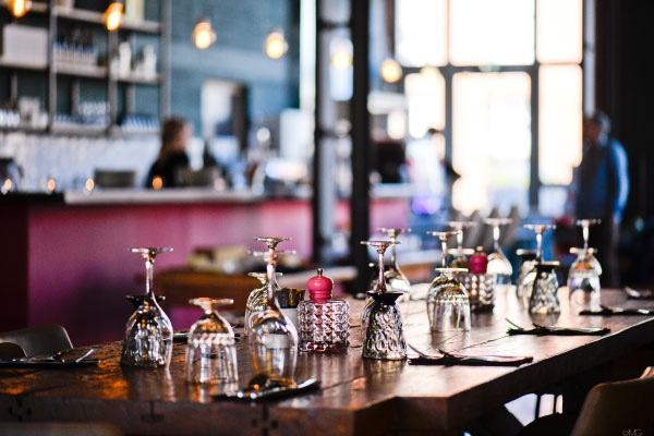 Ambientação descolada e agradável do NoMad Café Foto: NoMad/Divulgação