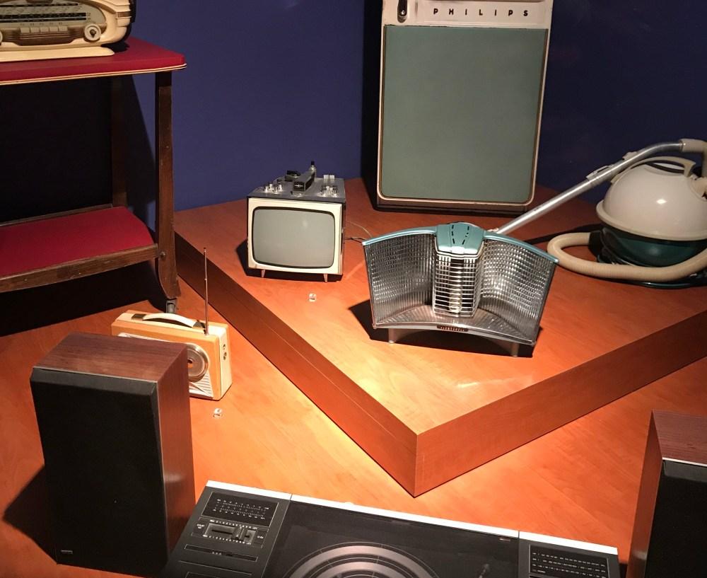 Os itens que você encontrará no museu da eletricidade de Mulhouse, França