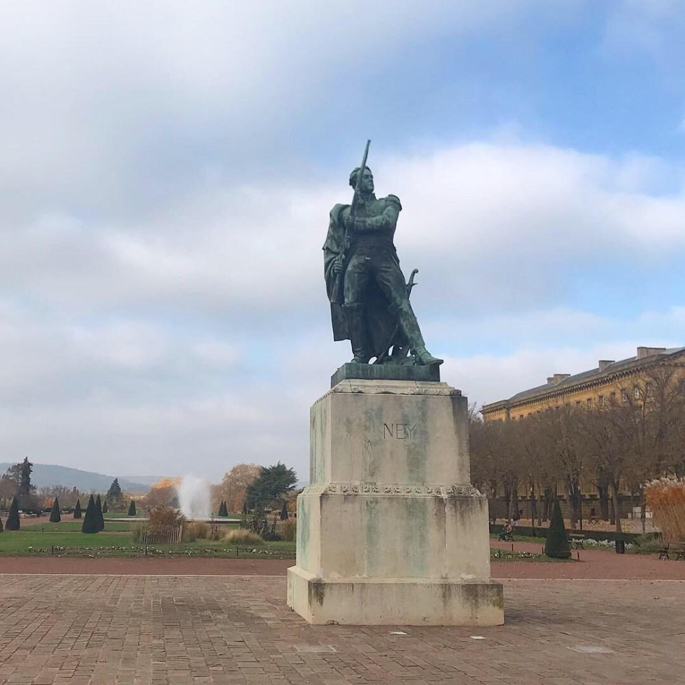 A linda place de la République de Metz