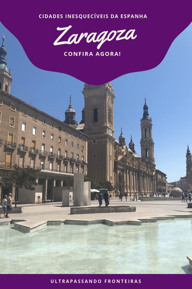 Roteiro de viagem a Zaragoza, Espanha