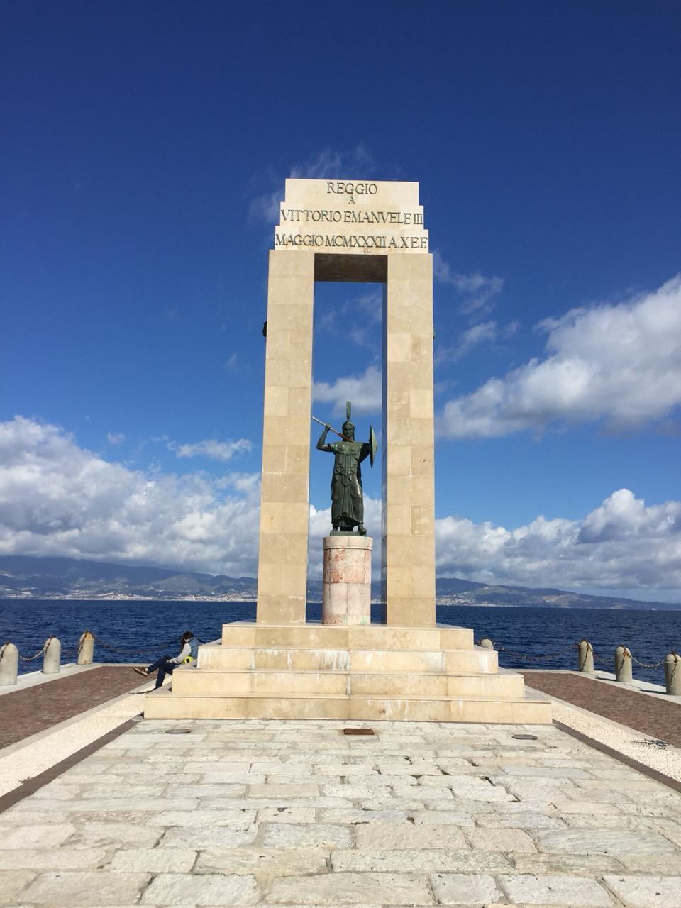 Luongomare de Reggio Calabria