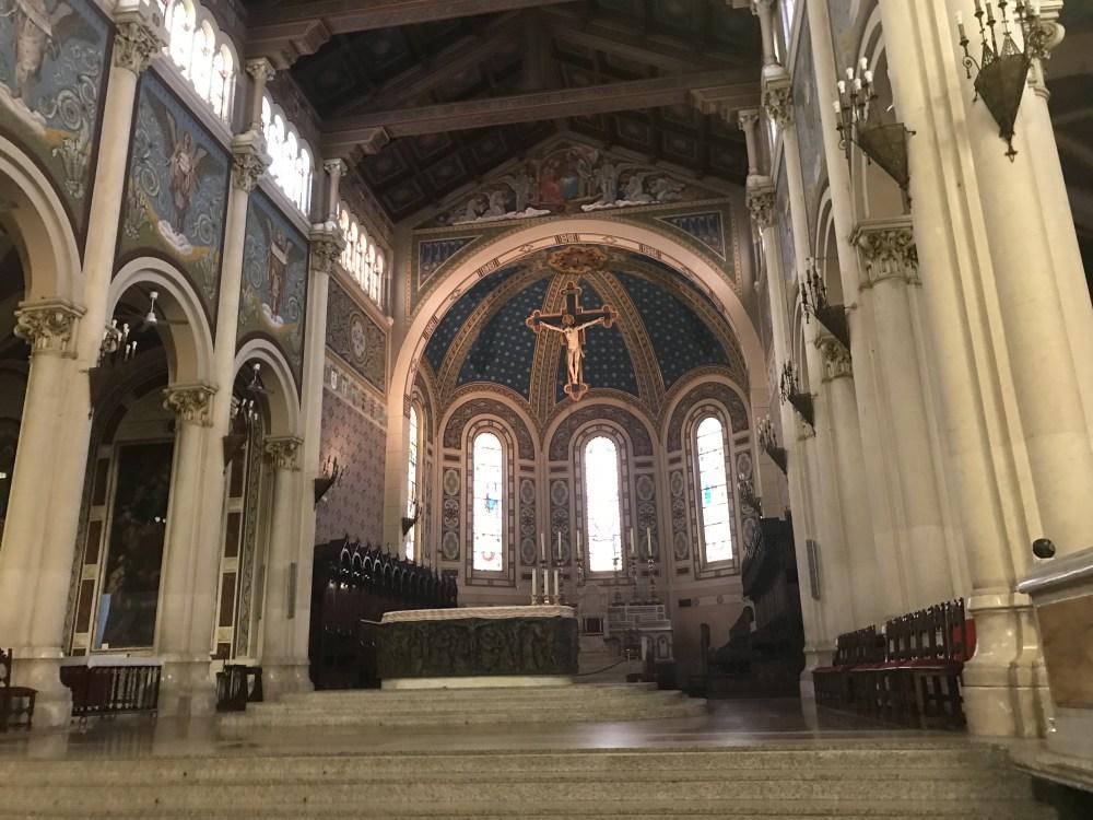 Detalhes da Duomo de Reggio Calabria