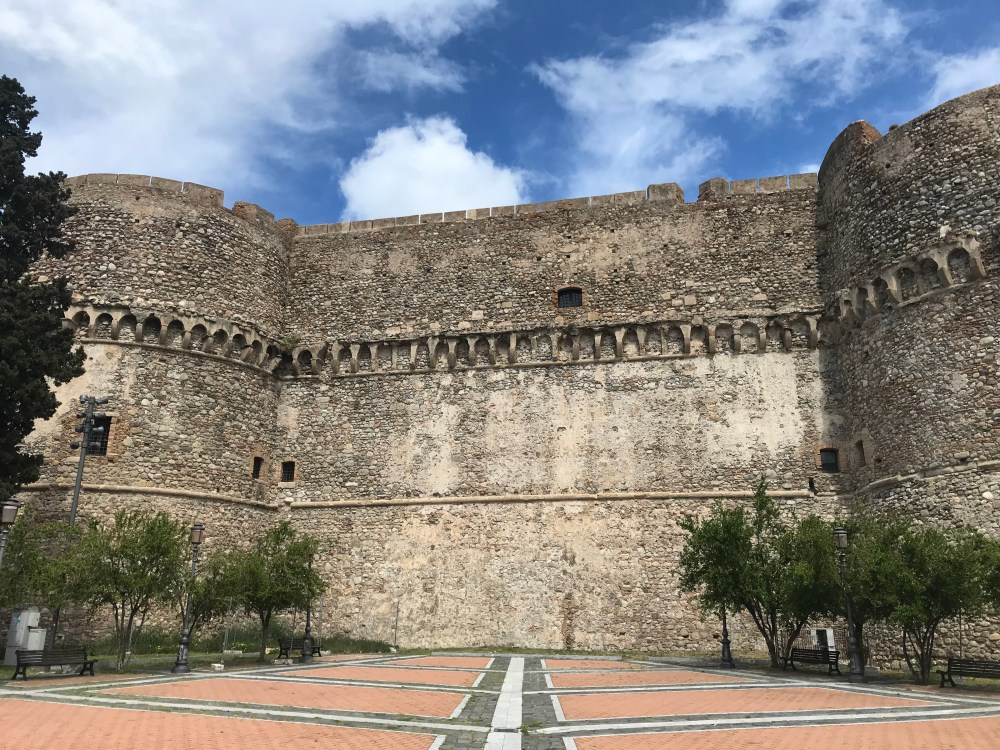 Castello Aragonese de Reggio Calabria