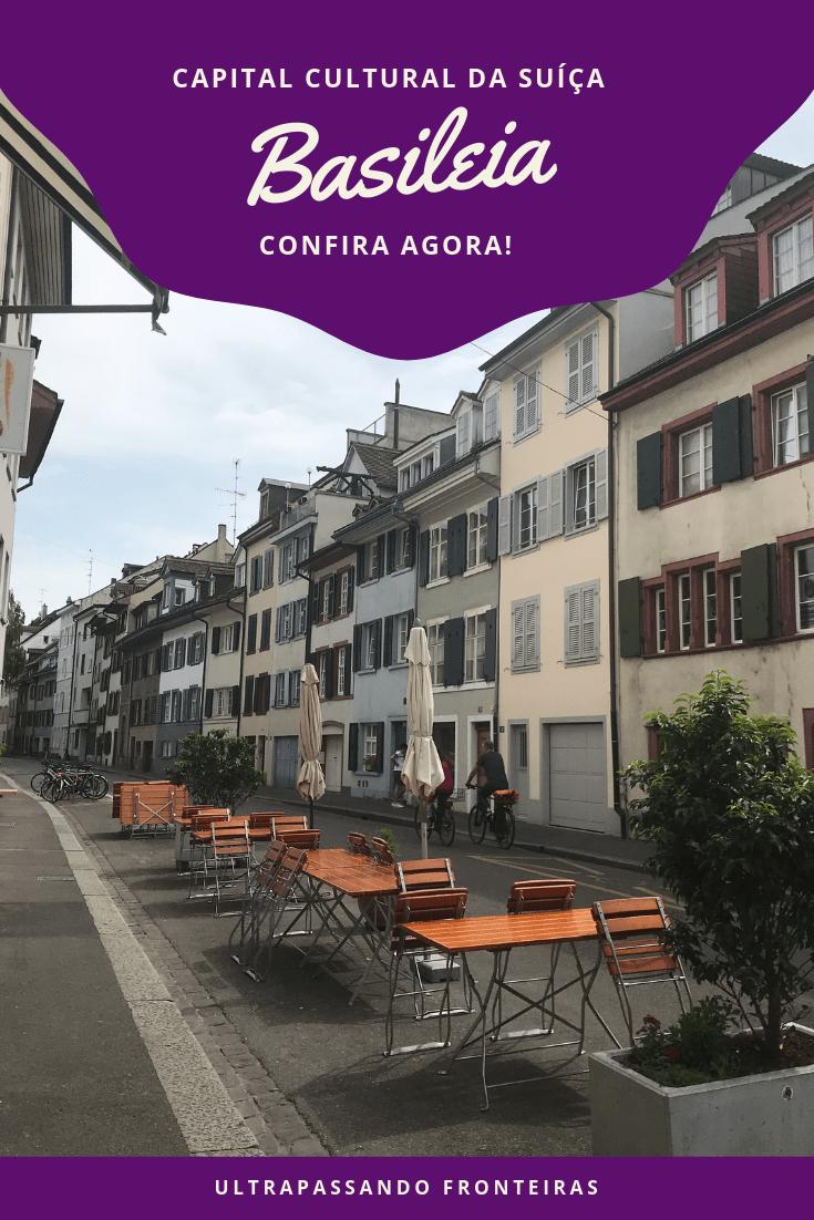 Roteiro de viagem a Basileia, Suíça