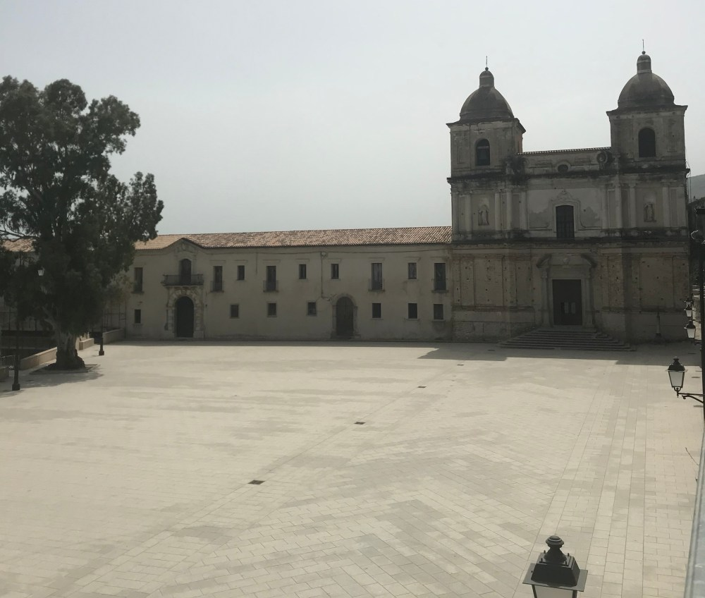 A Duomo de Stilo, Calábria