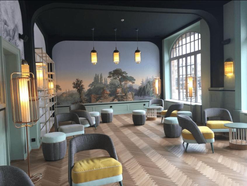 Best Western Grand Hôtel Bristol. Foto: Booking