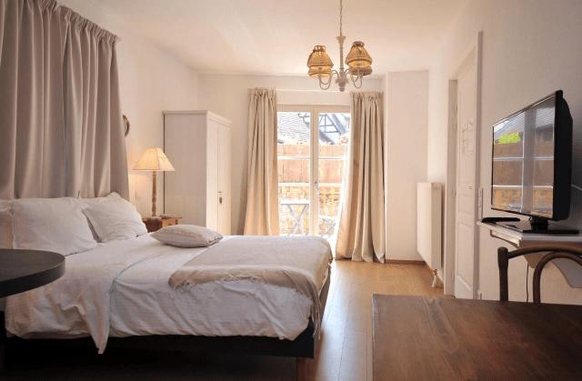 Le Hameau d'Eguisheim. Foto: Booking