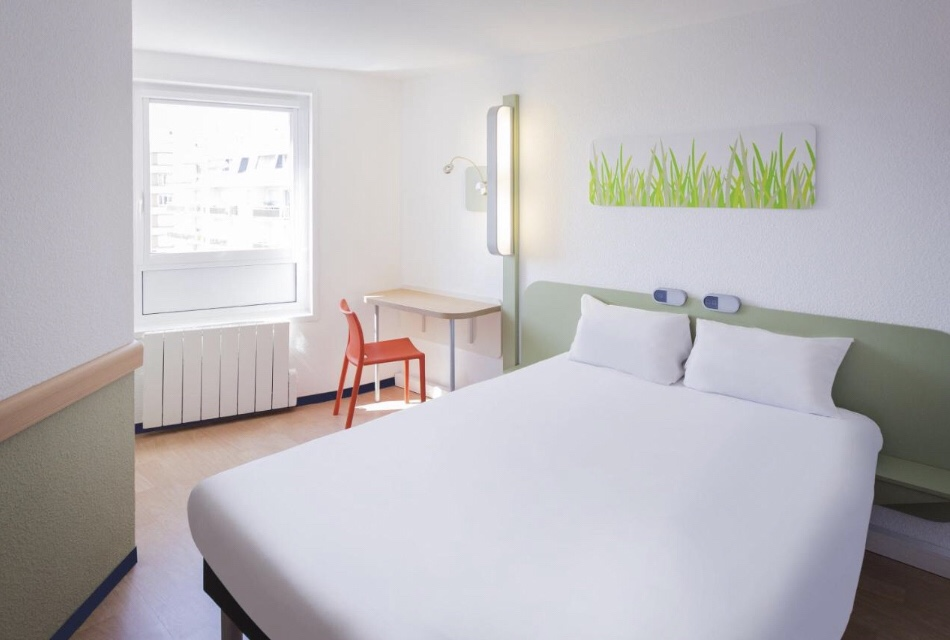 Ibis Budget de Limoges. Foto: Booking