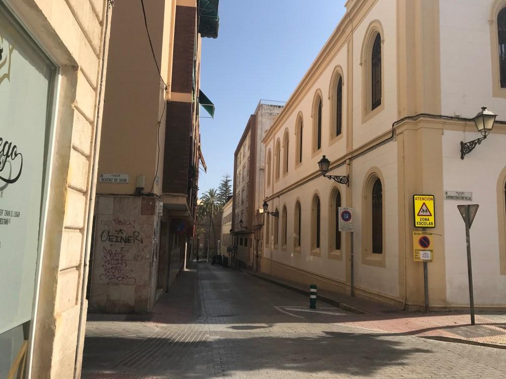 Adoramos desvendar as ruas do centro na viagem à Almeria