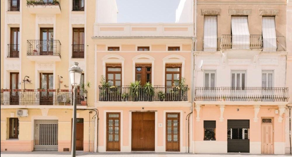 Apartamentos Barracart são uma opção não óbvia de onde se hospedar em Valência, Espanha. Foto: Booking