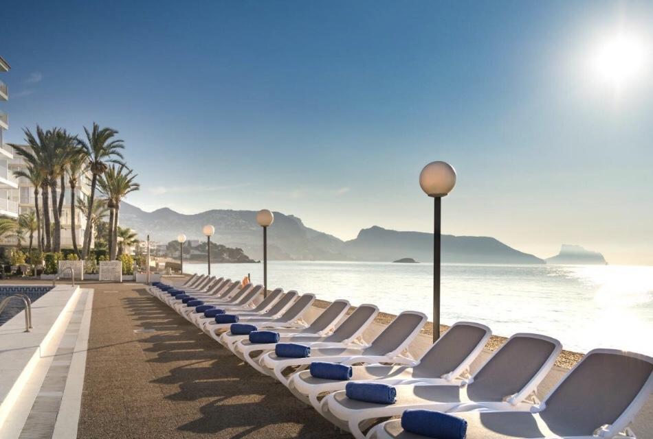 Piscina do Cap Negret de Altea Foto: Booking