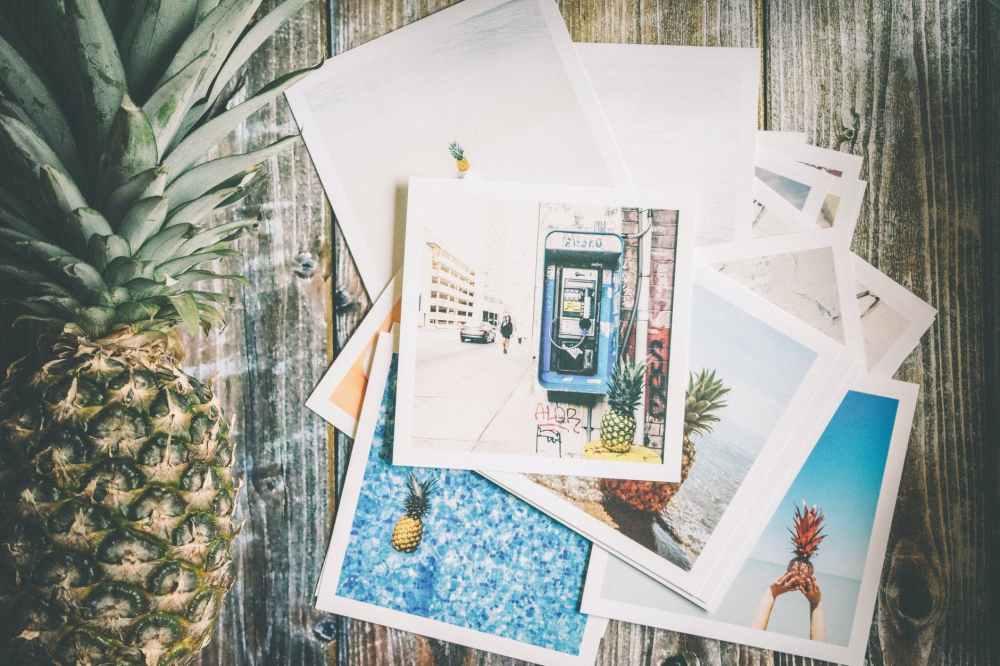 Cartões postais podem também dar um charme especial ao diário de viagem