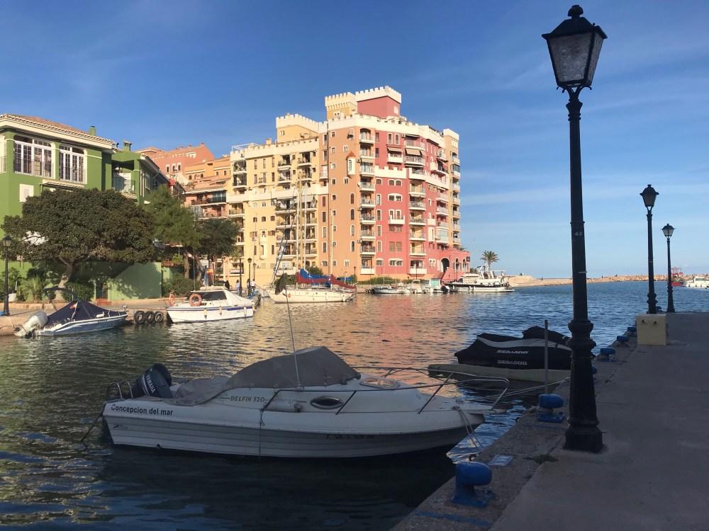 Port Saplaya em Alboraya