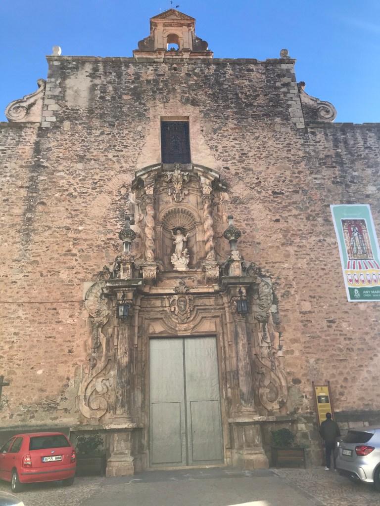 A a Iglesia de la Asunción é um dos itens do que ver em Onda, Castellón