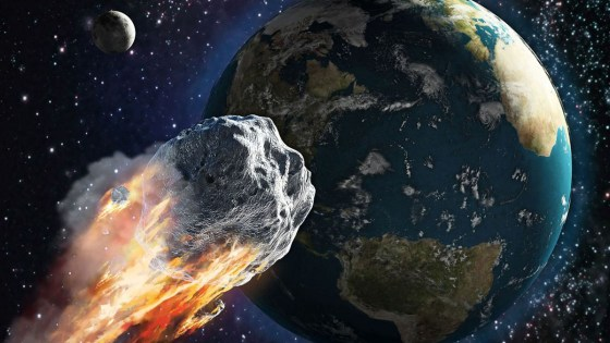 11 asteroides podem se chocar com a Terra no futuro