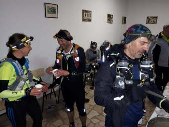 Okrepna postaja Brgudac - 100 Milja Istre