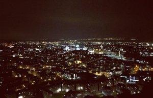 Edinburgh Skyline from Arthurs Seat
