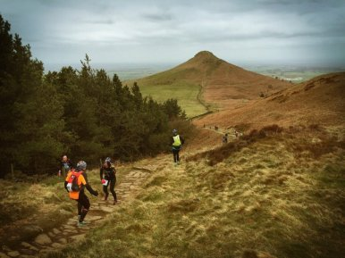 Approaching Roseberry Topping