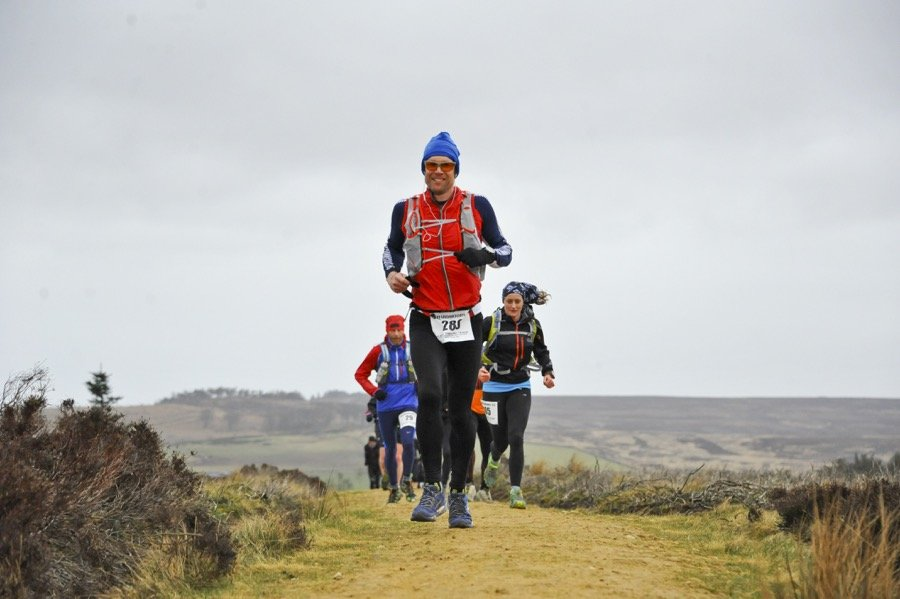 Giles Running The Hardmoors 55