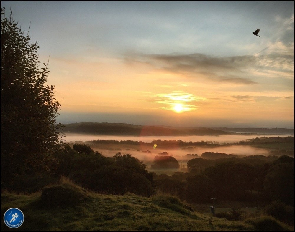 Misty dawn in the Southern Lakes