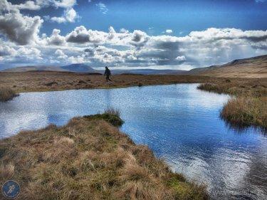 Water, water and more water on Blea Moor