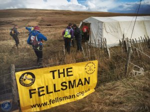 A warm welcome and sausages at Redshaw (CP12)
