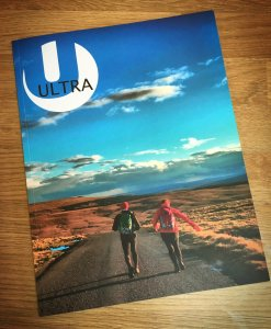 Cover of Issue 5 of Ultra