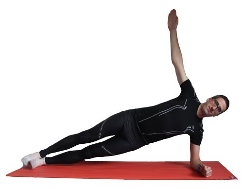 Core exercise: Side plank