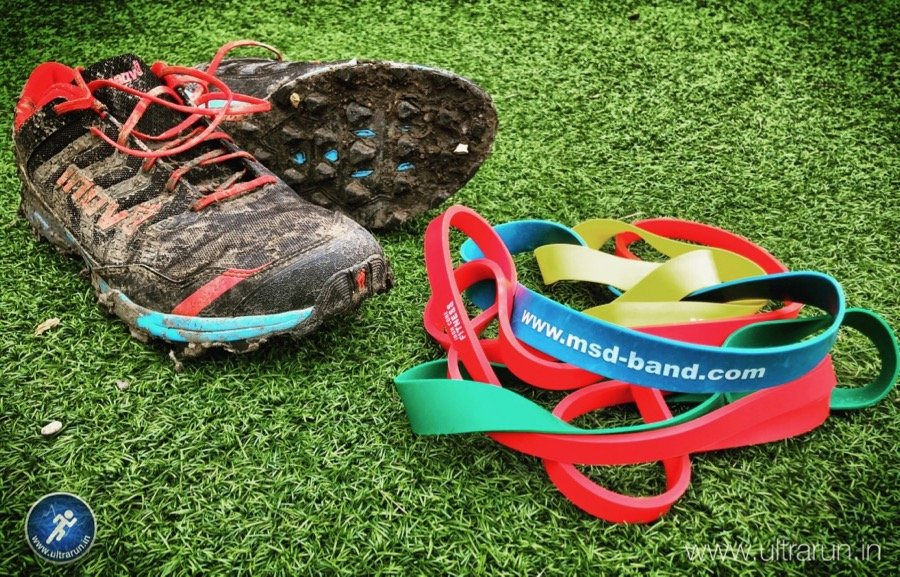 Band work to complement the running